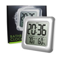 B0006STH Waterproof Shower Clock