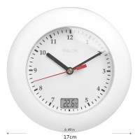 B1005 ANALOG BATHROON CLOCK