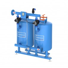 Double Chamber Sand Auto Filtration System(BBS162D32)