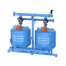 Double Chamber Sand Auto Filtration System(BBS362D43)