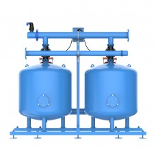 Double Chamber Sand Auto Filtration System(BBS402D64)