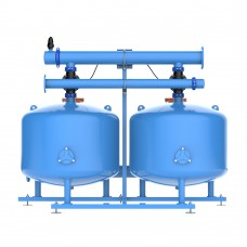 Double Chamber Sand Auto Filtration System(BBS482D64)