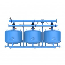 Double Chamber Sand Auto Filtration System(BBS483D64)