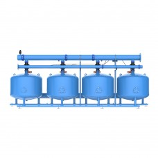 Double Chamber Sand Auto Filtration System(BBS484D84)