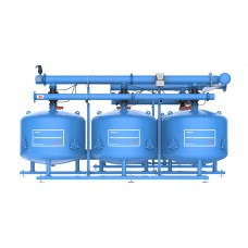 Double Chamber Sand Auto Filtration System(BBS485D84)