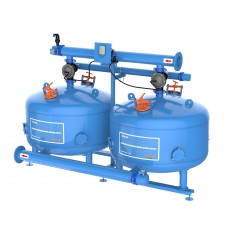 Double Chamber Sand Auto Filtration System(BBS602D64)