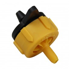 2 L/H Take Apart Pressure Compensating Dripper